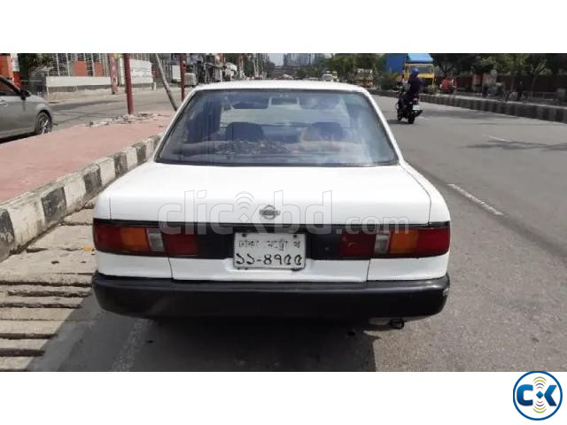 Nissan Sunny 1990 | ClickBD large image 4