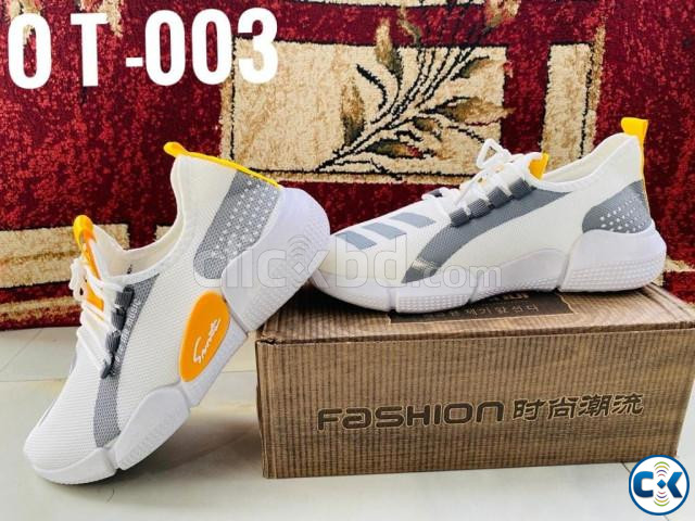 Casual Sneaker Shoe For Men | ClickBD large image 0