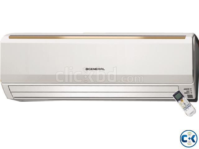 GENERAL 2.0TON SPLIT WALL TYPE AIR CONDITIONER ASGA-24FETA  | ClickBD large image 1