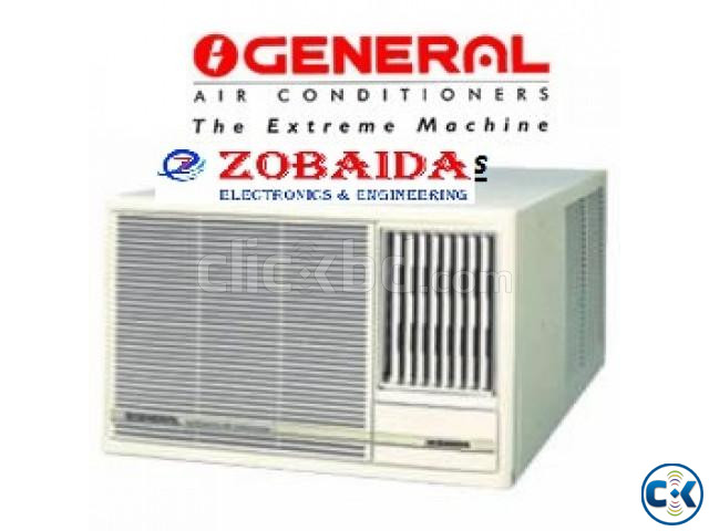 Fujitsu General 1.5 TON Window AC Home Delivery Is Available | ClickBD large image 0