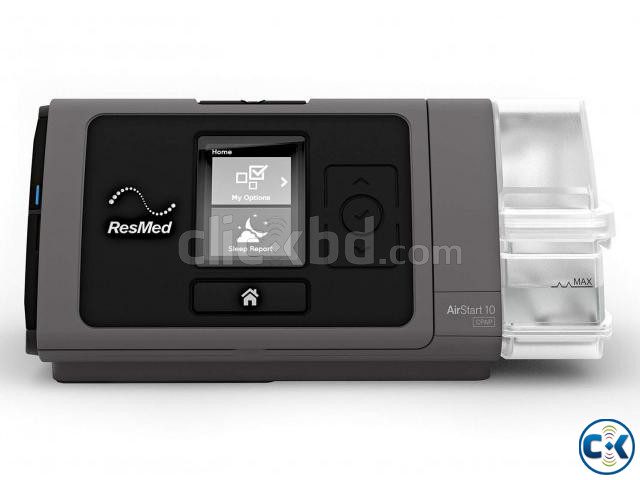 Resmed AirStart 10 Auto CPAP with Heated Humidifier | ClickBD large image 0