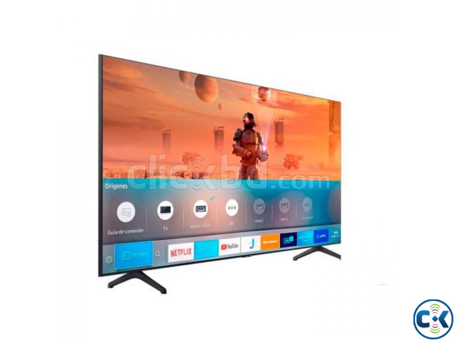 43 inch SAMSUNG TU8100 CRYSTAL UHD 4K VOICE CONTROL TV | ClickBD large image 0