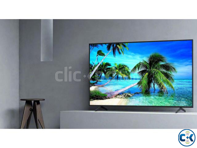 49 inch SONY X8000H 4K ANDROID VOICE CONTROL TV | ClickBD large image 0