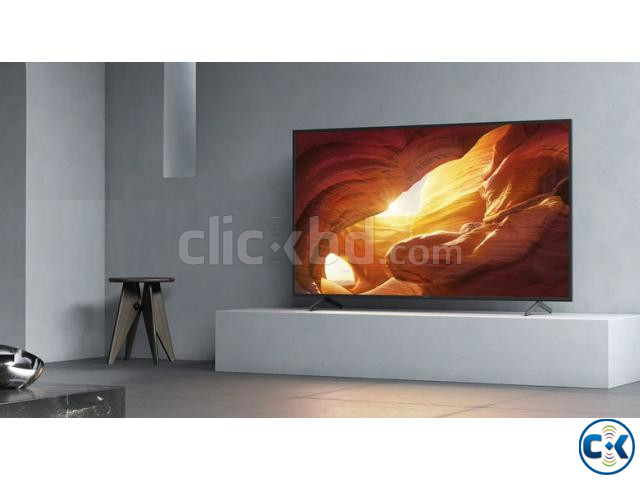 49 inch SONY X8000H 4K ANDROID VOICE CONTROL TV | ClickBD large image 1