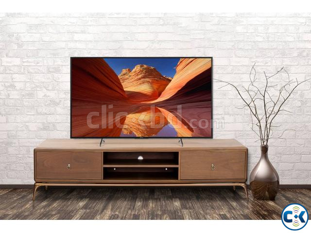 49 inch SONY X8000H 4K ANDROID VOICE CONTROL TV | ClickBD large image 2