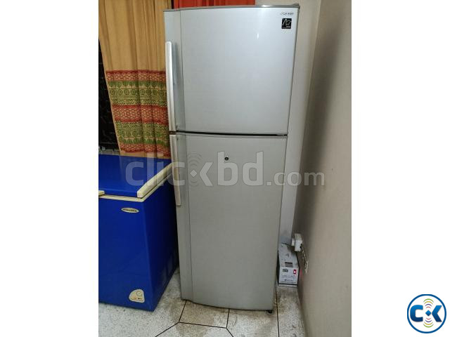 SHARP Freezer 12 cu.ft 339L for Sale  | ClickBD large image 0