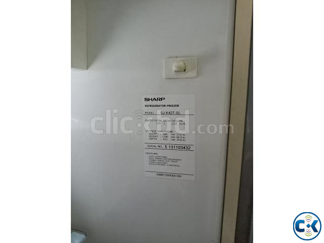 SHARP Freezer 12 cu.ft 339L for Sale  | ClickBD large image 1