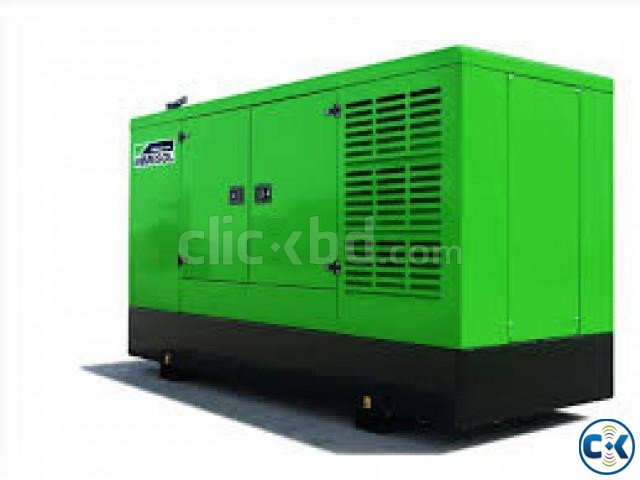 Fujian Power Brand 100KVA British Ricardo Generator china | ClickBD large image 0