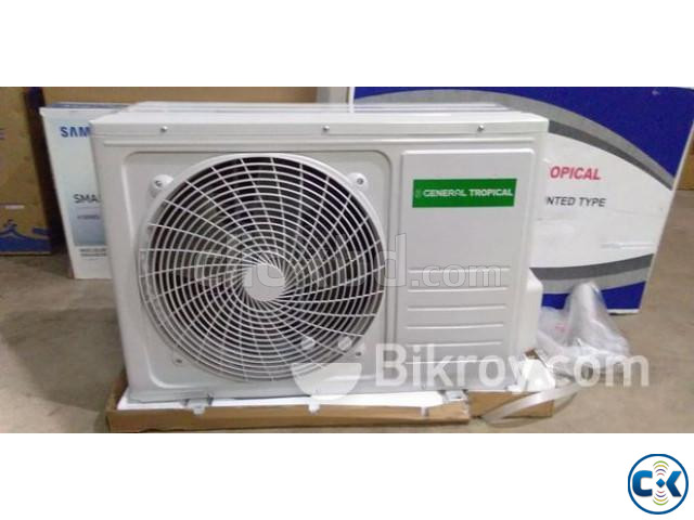 Tropical General 1.5 Ton Split Type AC 18000 BTU  | ClickBD large image 1