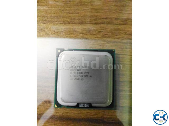 Intel Processor with Cooling Fan | ClickBD large image 0