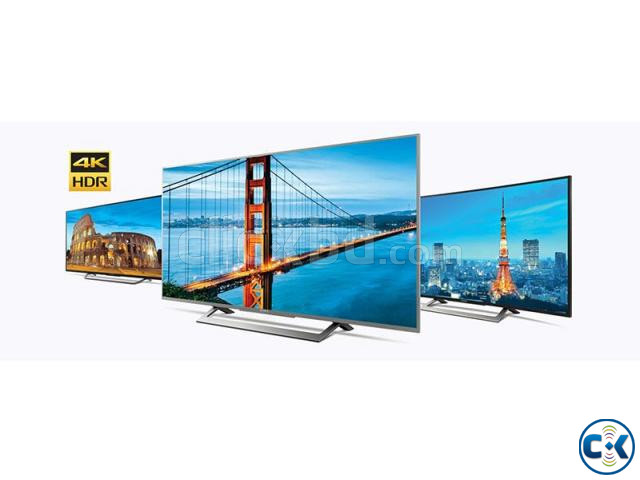Sony Bravia 75X8000H 75 4K HDR Android LED TV | ClickBD large image 0