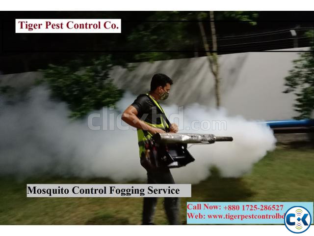 Mosquito Control Fogging Service by Tiger Pest Control Co. | ClickBD large image 0