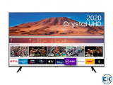 SAMSUNG 55 powered by Tizen TU7000 Crystal UHD 4K Smart TV