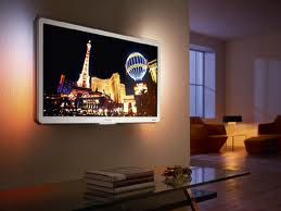 PHILIPS LED 40 3D Tv with 3 years Warranty | ClickBD large image 0