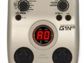 zoom g1next guitar processor