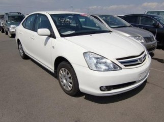 2006 ALLION A15 WHITE BUILT IN CD FOG ALLOY