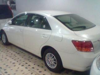 Toyota Allion 2008 unreg Pearl color G grader
