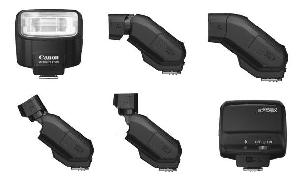 Flashgun- Canon 270EX | ClickBD large image 0