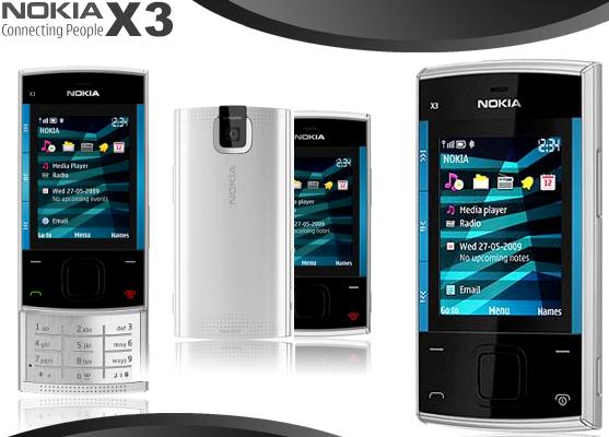 Urgent Sale NOKIA X3 | ClickBD large image 0