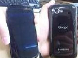 Samsung Google Nexus S US 3G Black Unlocked Import