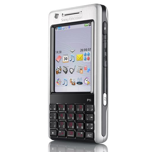 Sony Ericsson P1i | ClickBD large image 0