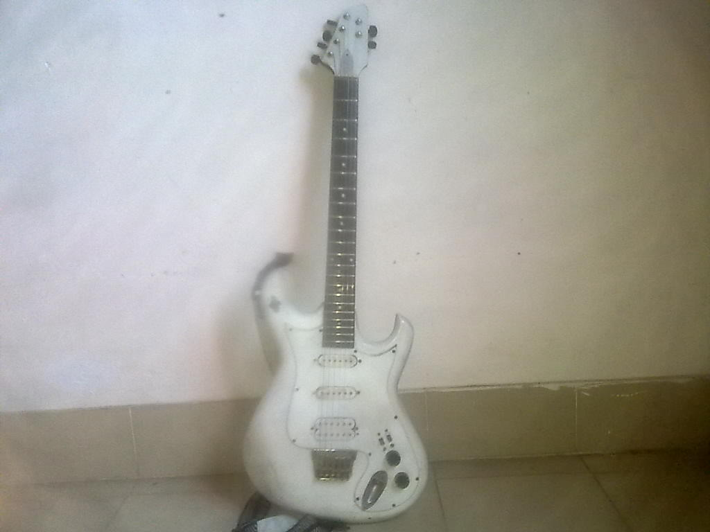 custom guiter for sale with bag | ClickBD large image 0