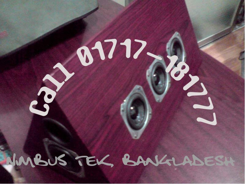 Brand New Custom Made Center Speaker | ClickBD large image 0
