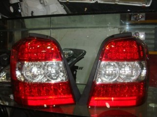 toyota KLUGER led rear light