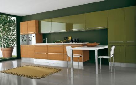 kitchen furniture design | ClickBD large image 1