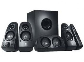 Logitech Z 506 home theatre 2 YEARS WARRANTY