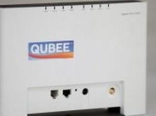 Qubee gigaset modem only 2300tk