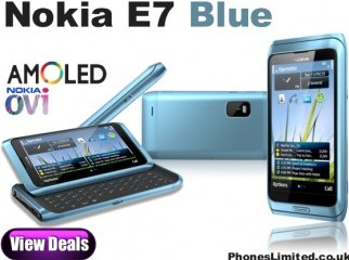 Brand new NOKIA E7 with box n everything