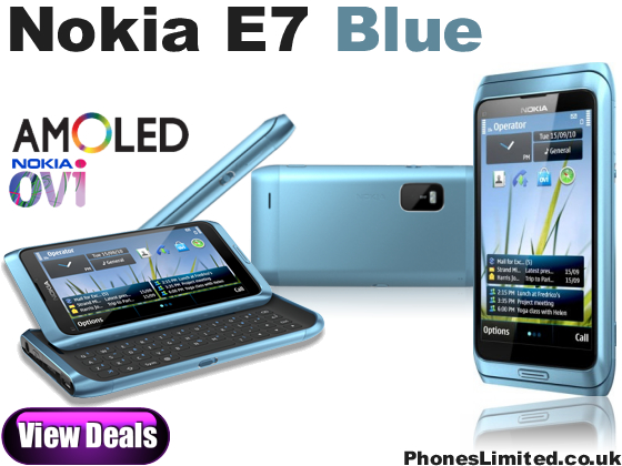 Brand new NOKIA E7 with box n everything  | ClickBD large image 0