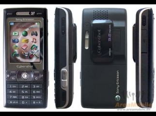 Sony Ericsson K 800i with all original accessories
