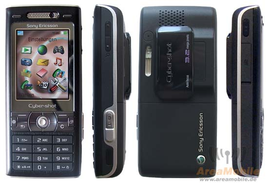 Sony Ericsson K 800i with all original accessories | ClickBD large image 0