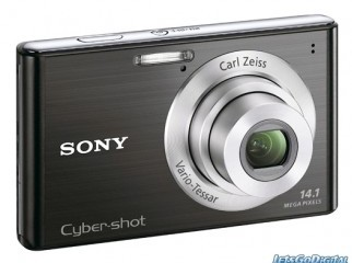 Brand New Sony W550 Cybershot Digital Camera
