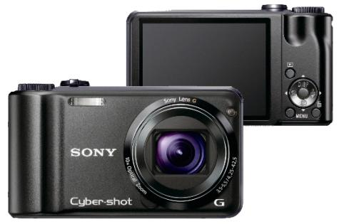 Sony Cyber-shot DSC-H55 14.1 MP Digital Camera | ClickBD large image 0