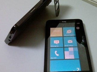 HTC HD7 2 brand new.. only 32 000 tk.
