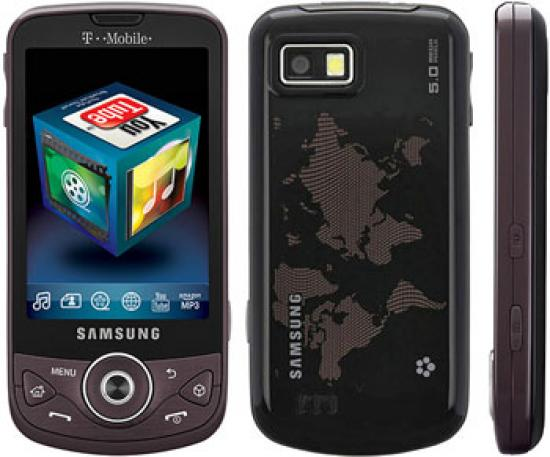 Samsung T939 Behold 2 Android | ClickBD large image 0