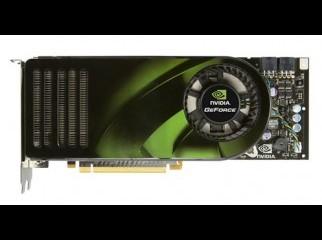 nvidia 8800gtx 768 mb gddr3