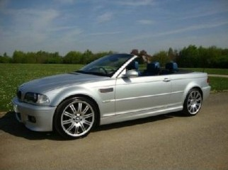 BMW M3 3.2 SMG 2 DOOR CONVERTIBLE
