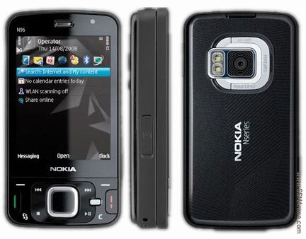 Nokia N96 | ClickBD large image 0