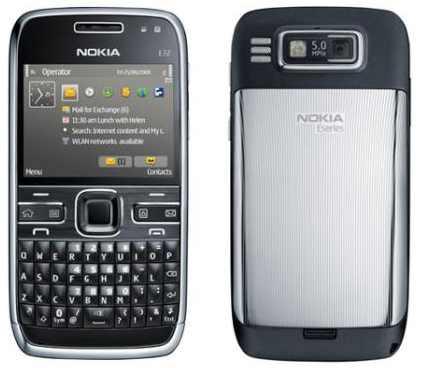 Nokia E72 | ClickBD large image 0