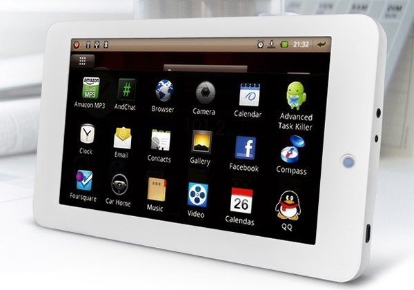 ACHO 7 Tablet WHITE | ClickBD large image 1