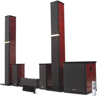 Microlab HI-FI H-600 5.1 Speakers 270W RMS 32Wx5 | ClickBD large image 0