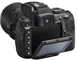 Nikon D5000 18-55 VR Lens Kit | ClickBD large image 0