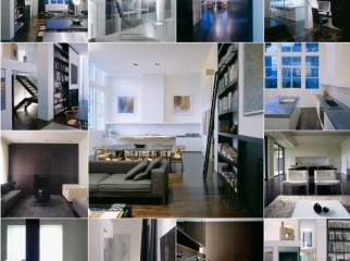 interior design and modern custom made furniture