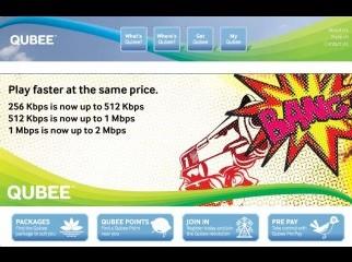 QUBEE INTERNET MODEM ONLY 1500 TK