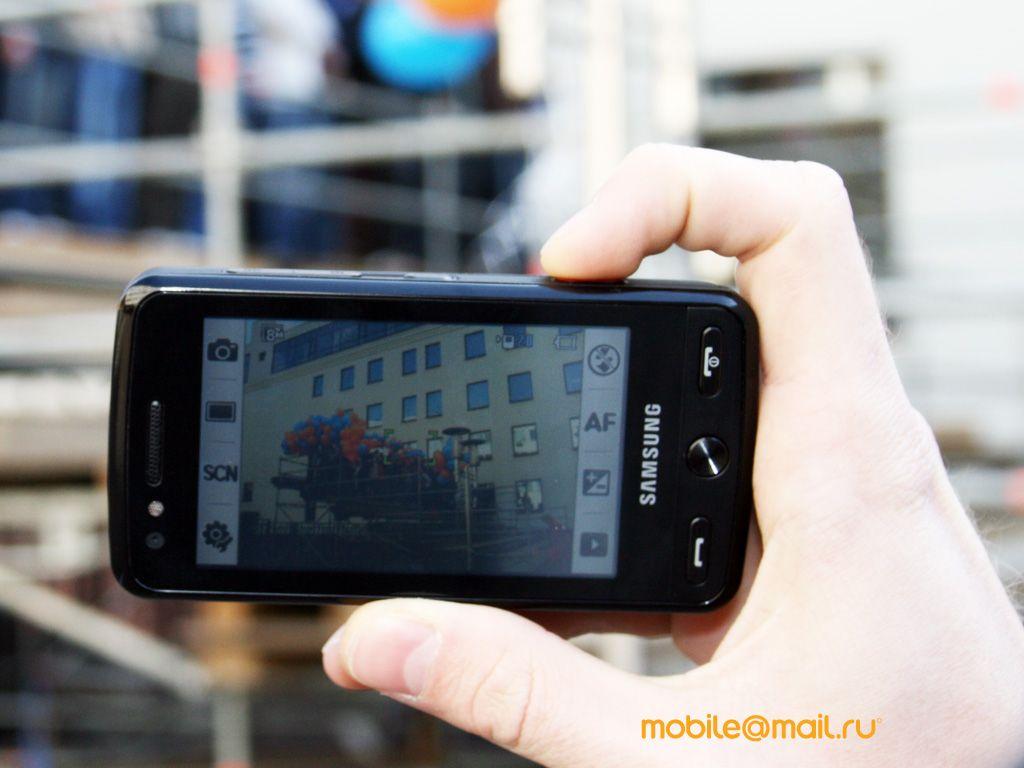 Samsung m8800 pixon | ClickBD large image 0