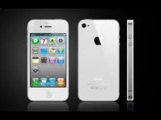 Apple iphone-4 White Factory unlock